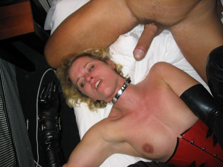 Femme mature pute à gangbang 3