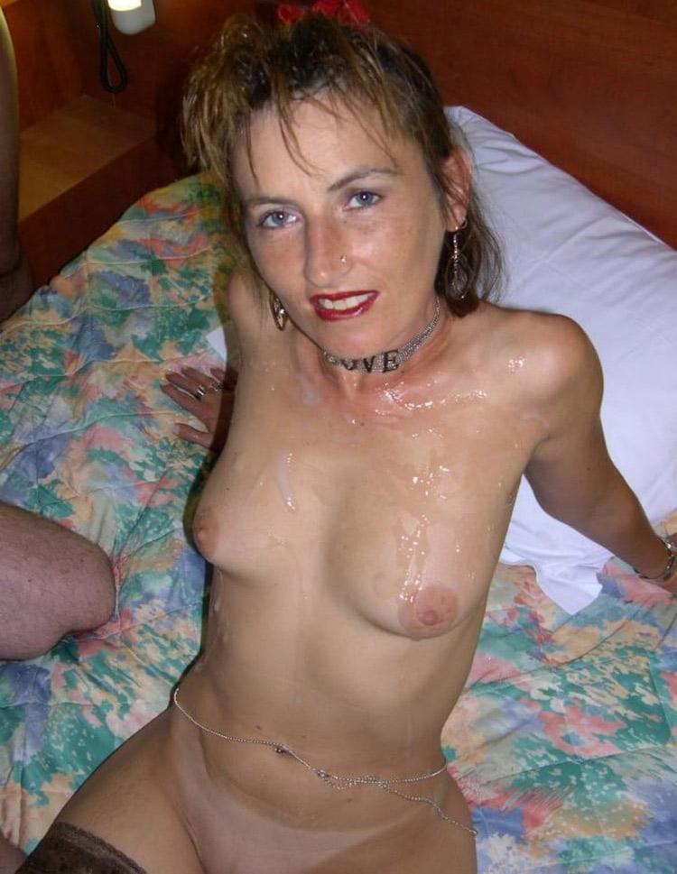 Mathilde trou à bites gangbang 16