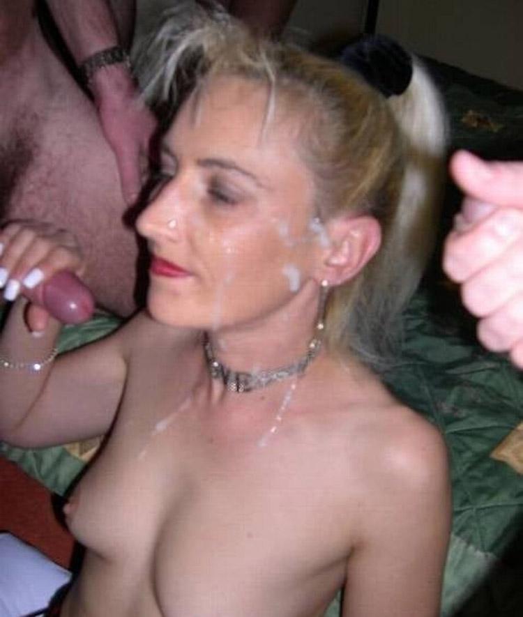 Mathilde trou à bites gangbang 28
