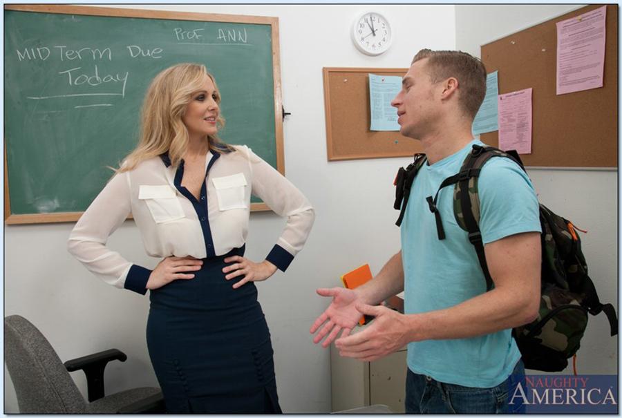 Julia Ann My First Sex Teacher 8