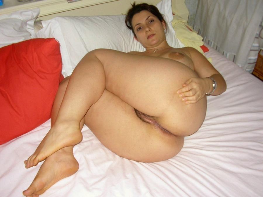 MILF tunisienne avec un énorme cul