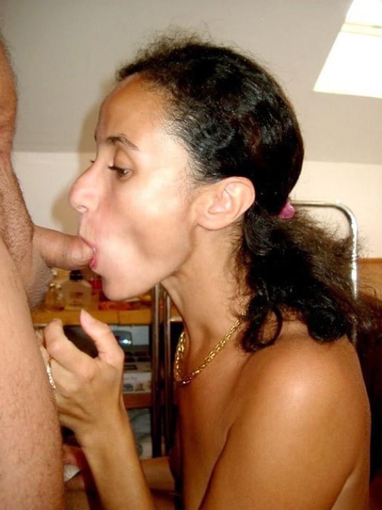 Sonia MilF algérienne 7